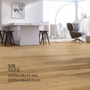 Wymiary podłóg Baltic Wood - Slim