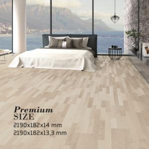 Wymiary podłóg Baltic Wood - Premium Size