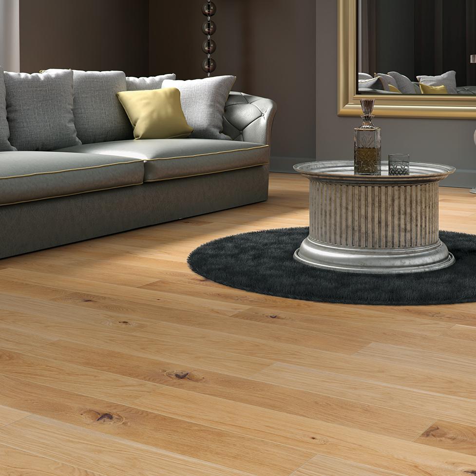 Podłoga dąb cottage olejowana