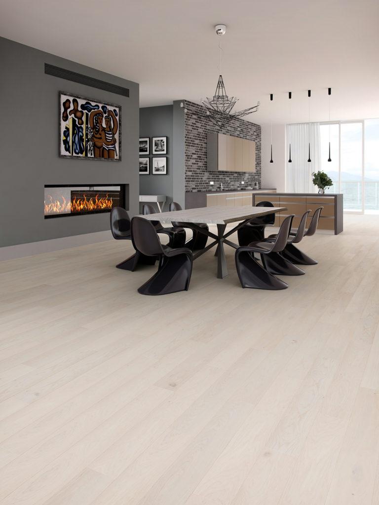 Podłoga drewniana Dąb Villa 1R zkolekcji Nolimits Sensation