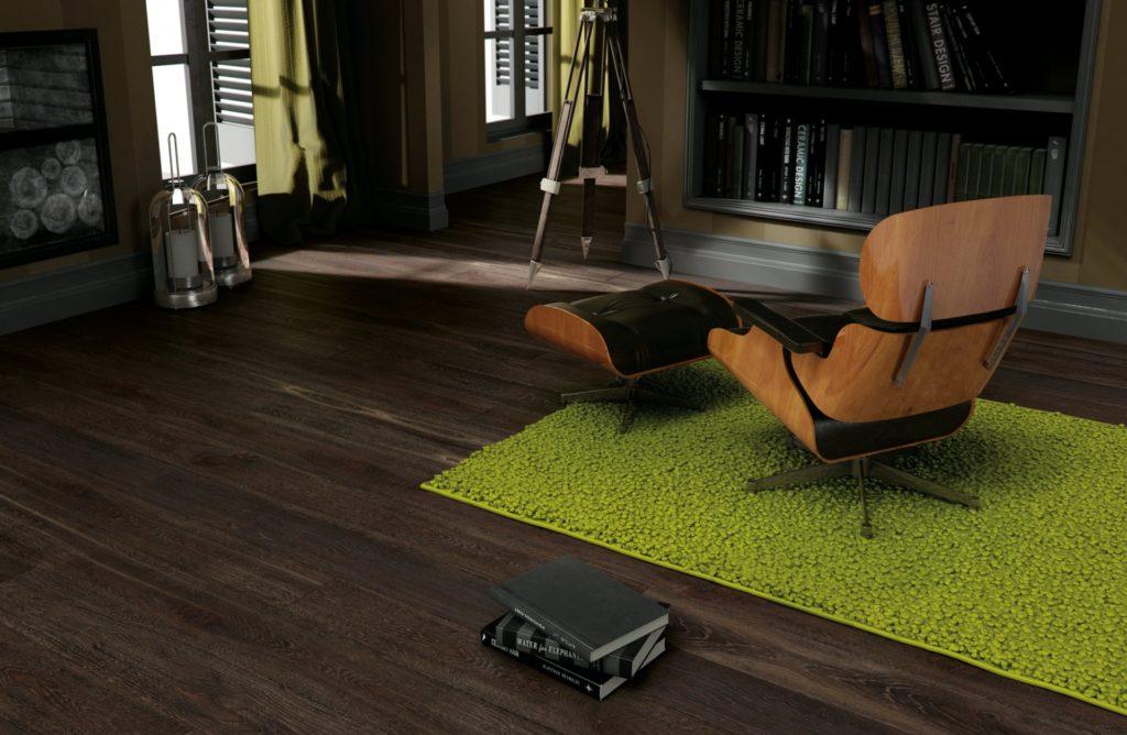 Podłoga drewniana Anioły iDemony 1R zserii Timeless