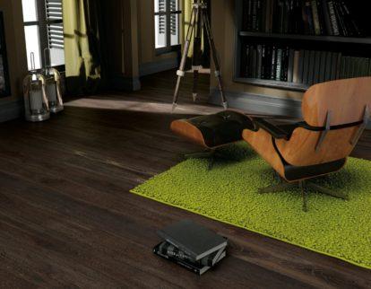 Podłoga drewniana Anioły i Demony 1R z serii Timeless