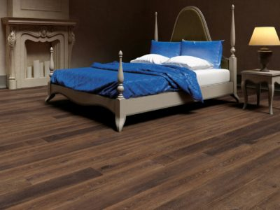 Podłoga drewniana Średniowieczny Zamek
