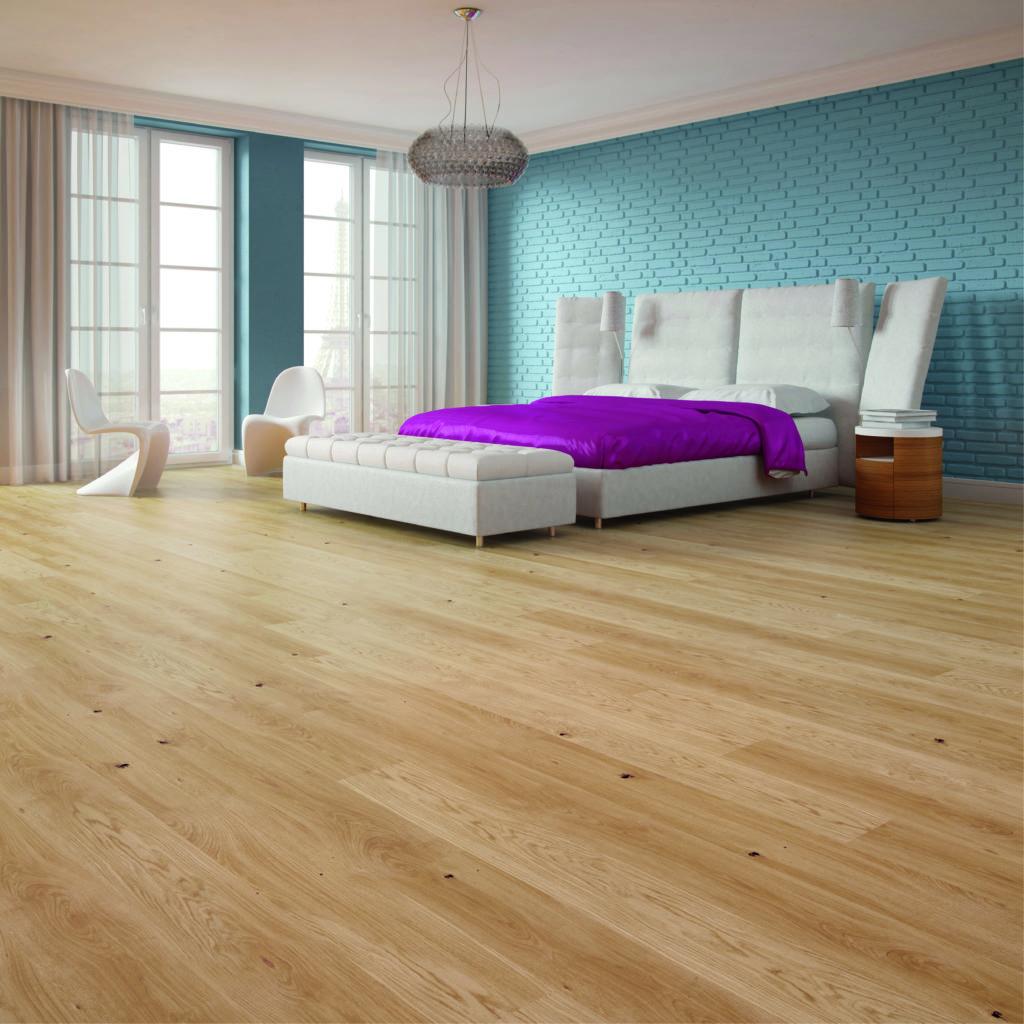 Podłoga drewniana Dąb Unique