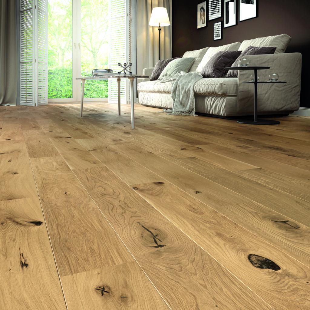 Podłoga drewniana Dąb Cottage 1R zkolekcji Smart