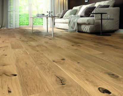 Podłoga drewniana Dąb Cottage 1R z kolekcji Smart