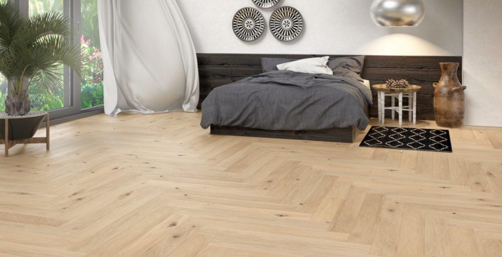 Podłoga drewniana Dąb Cottage 1R z kolekcji NoLimits