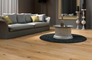 Podłoga drewniana Dąb Cottage Cocoa Light zkolekcji NoLimits