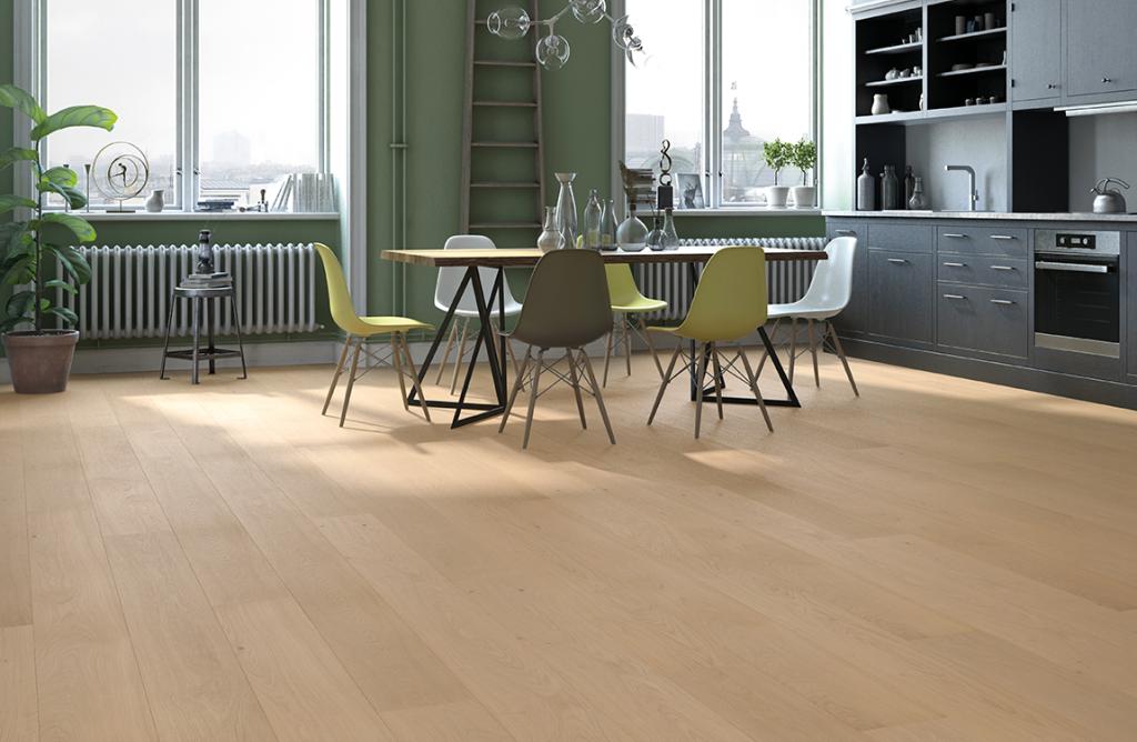 Podłoga drewniana Medeline Dab Classic 1R