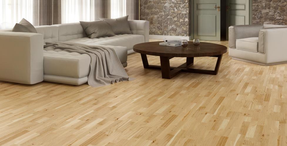 Podłoga drewniana Dąb Cottage 3R