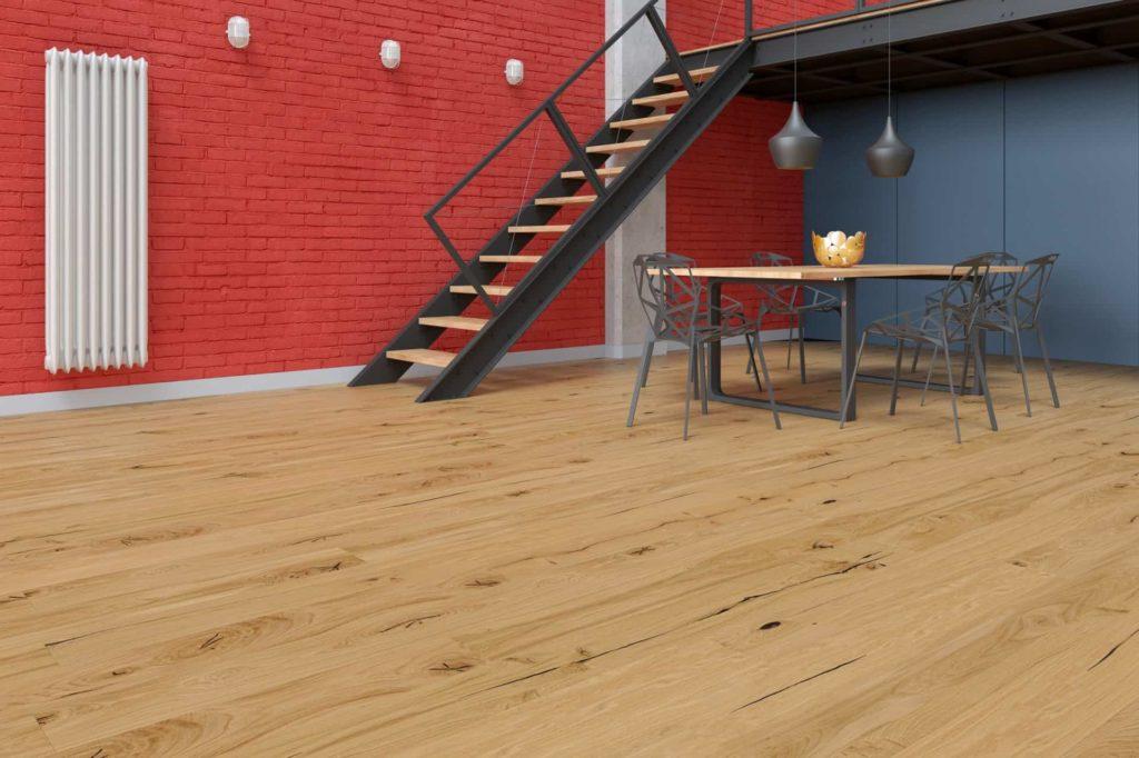 Podłoga drewniana Evolution