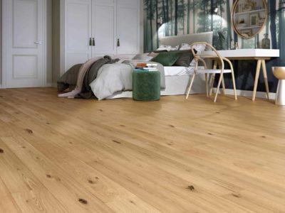 Podłoga drewniana Science zkolekcji Melody Collection Baltic Wood