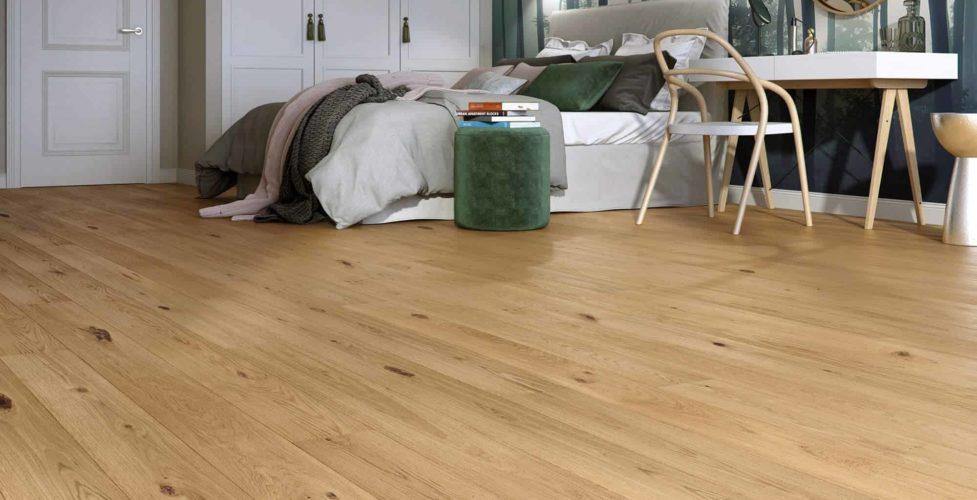 Podłoga drewniana Science z kolekcji Melody Collection Baltic Wood