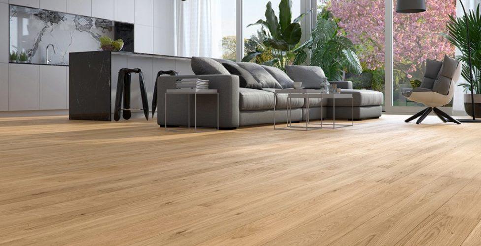 Podłoga drewniana Dąb Classic 1R