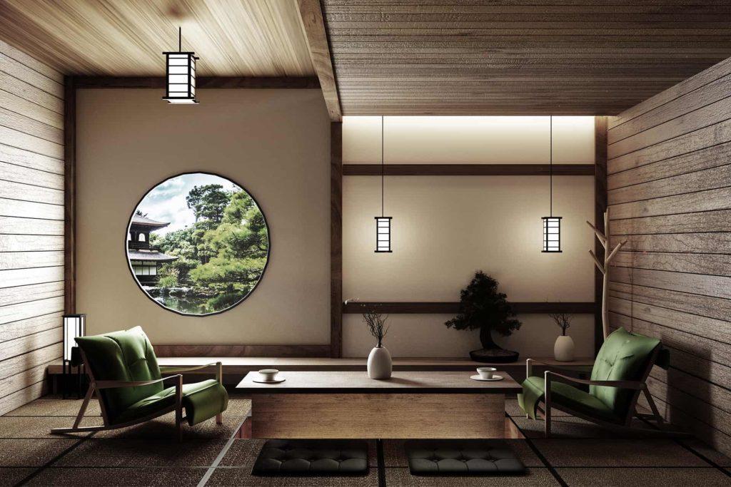 Styl japoński wmieszkaniu