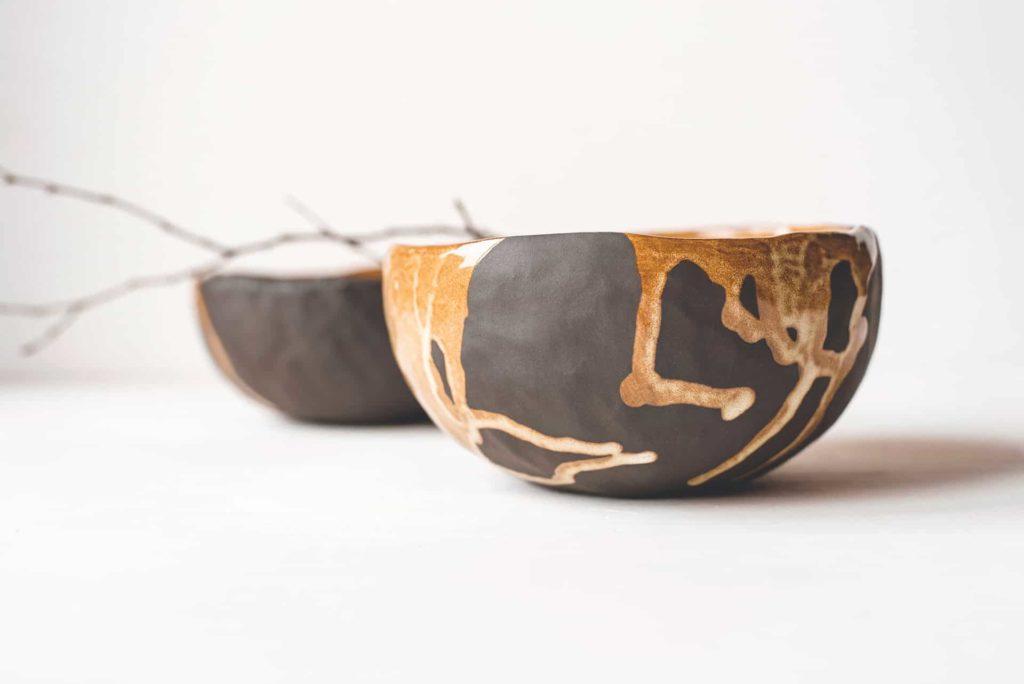Ceramika wstylu wabi sabi